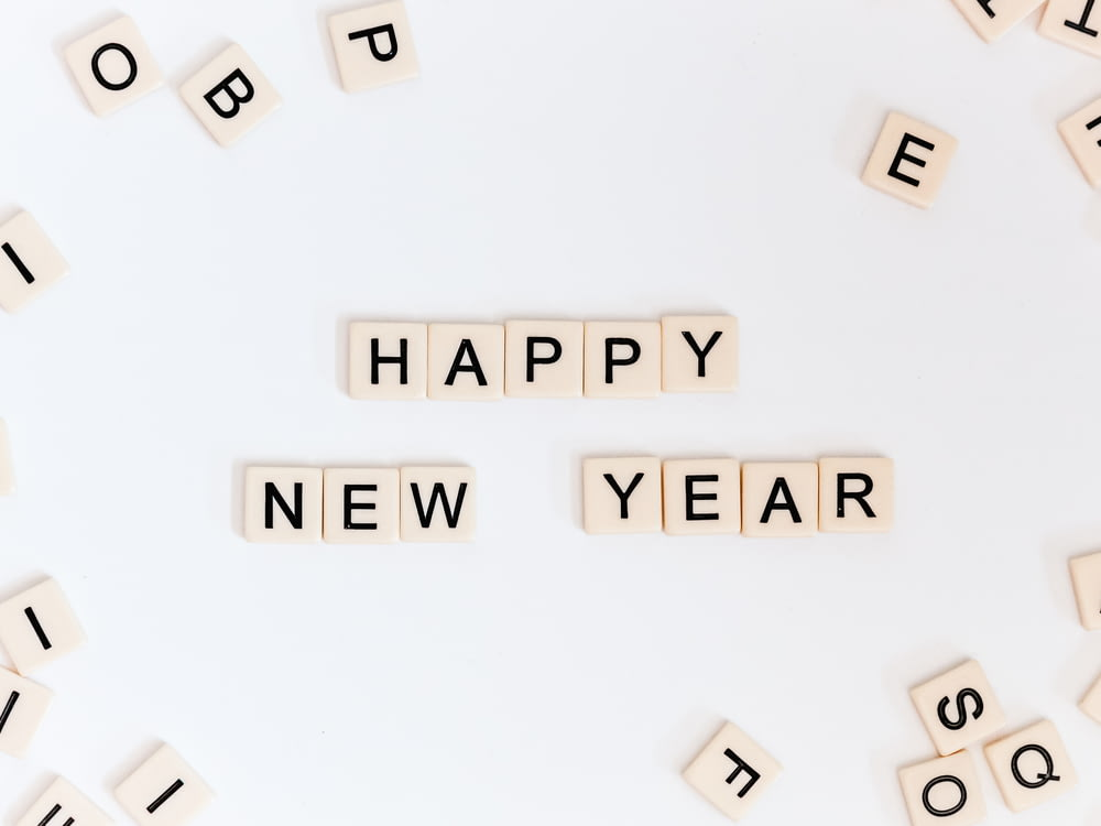 Happy New Year clipart